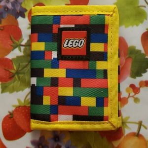 Lego Trifold wallet